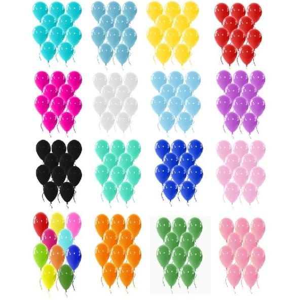 Μπαλόνια 12 ιντσών ματ 15 τεμάχια