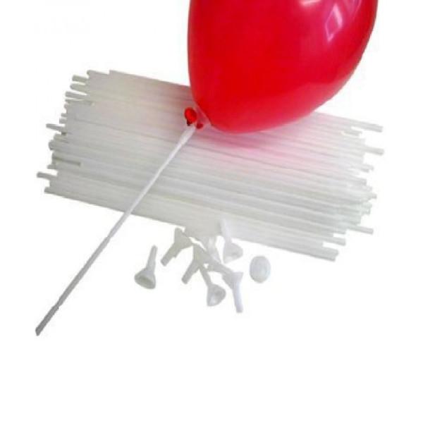 Καλαμάκια στήριξης μπαλονιών