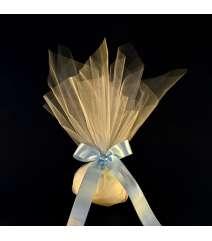 Μπομπονιέρα Γάμου διπλό Τούλι 45Χ50