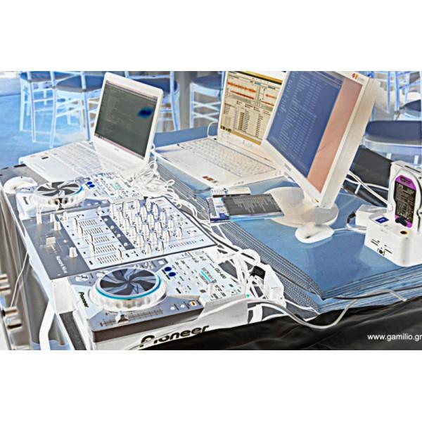 Πακέτο Ήχου Εταιρικών Εκδηλώσεων  DJ