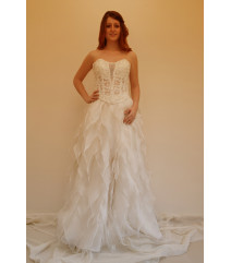 Νυφικό Φόρεμα Gamilio GO-19030