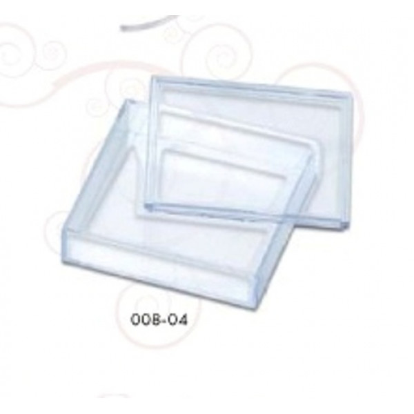 Κουτί Πλεξιγκλας 10Χ10Χ2